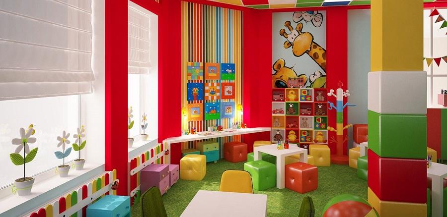 Детская игровая комната в Феодосии
