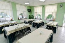 Кафе-бар в пансионате Украина 1 в Феодосии