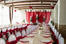 Ресторан пансионата Феодосии Украина 1