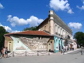 Отдых в Крыму Феодосия