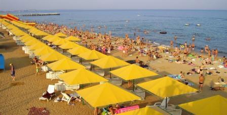 Отдых золотой пляж Феодосия
